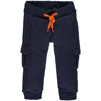 Abbigliamento Bambino Pantalone Cargo Brums ATRMPN-22987 Blu