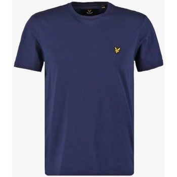 Abbigliamento Bambino T-shirt & Polo Lyle & Scott LYLE&SCOTT Blu