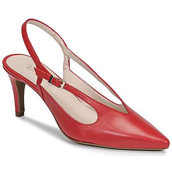 Scarpe Donna Décolleté Fericelli TABET Rosso