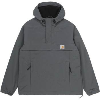 Abbigliamento Uomo giacca a vento Carhartt i028435 Corte Uomo Grigio Grigio