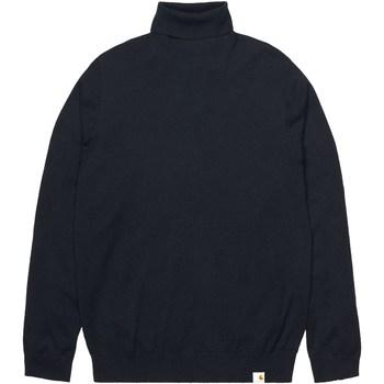 Abbigliamento Uomo Maglioni Carhartt i023368 Collo Alto Uomo Blu Blu