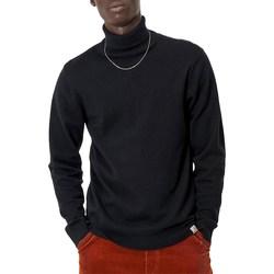 Abbigliamento Uomo Maglioni Carhartt i023368 Collo Alto Uomo Nero Nero