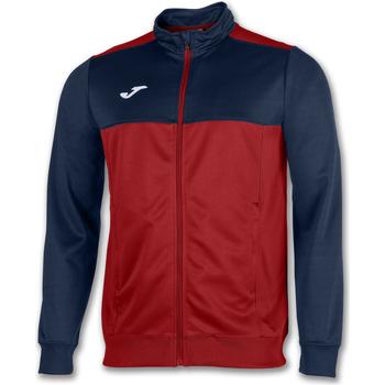 Abbigliamento Uomo Giacche sportive Joma 101008 Tuta Uomo Rosso Rosso