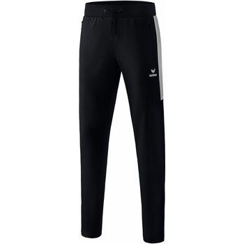 Abbigliamento Uomo Pantaloni da tuta Erima Pantalon  Worker Squad noir/blanc
