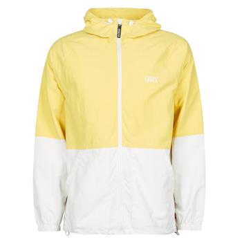 Abbigliamento Uomo giacca a vento Levi's DUSKY CITRON Giallo