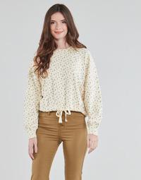 Abbigliamento Donna Felpe Levi's CYPRINE TOFU Beige
