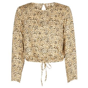 Abbigliamento Donna Camicie Levi's AMMOLITE SHIFTING SAND Beige