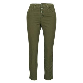 Abbigliamento Donna Pantaloni 5 tasche Levi's SOFT CANVAS OLIVE NIGHT OD Kaki