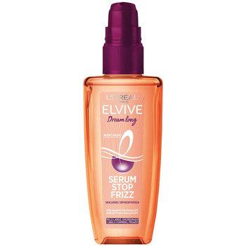 Bellezza Donna Shampoo L'oréal Elvive Dream Long Serum Stot Frizz