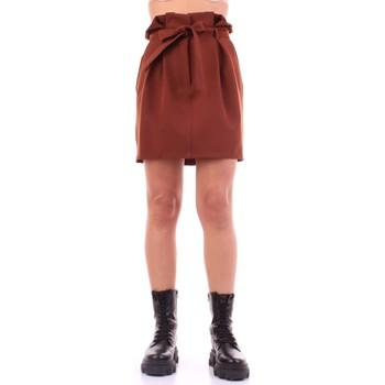 Abbigliamento Donna Gonne Denny Rose 021DD70020 Marrone