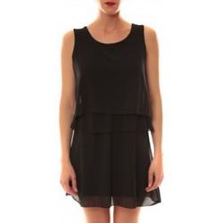 Abbigliamento Donna Abiti corti La Vitrine De La Mode Robe TROIS By La Vitrine Noire Nero