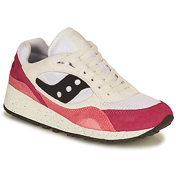 Scarpe Donna Sneakers basse Saucony SHADOW 6000 Bianco / Rosa