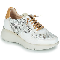 Scarpe Donna Sneakers basse Hispanitas TELMA Bianco / Oro