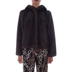 Abbigliamento Donna Cappotti Emme Marella ATRMPN-23008 Marrone