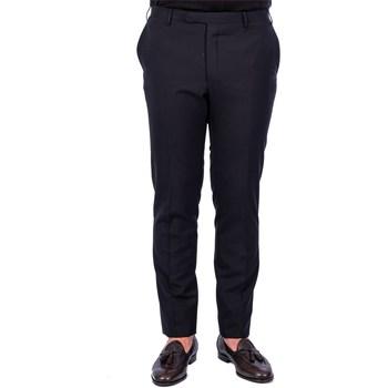 Abbigliamento Uomo Chino C.c. Corneliani 68414/01/5R05 4R BLU Pantalone Uomo Uomo Blu Blu