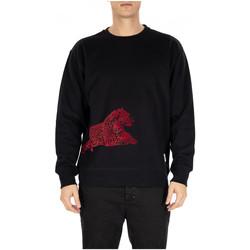 Abbigliamento Uomo Felpe Department Five FELPA WOLK LEO nero-rosso