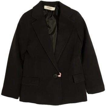 Abbigliamento Bambino Giacche / Blazer Vicolo 3141J0506 Giacca Bambina NERO NERO