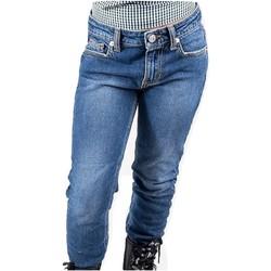 Abbigliamento Bambina Jeans slim Vicolo 3141D0437 Jeans Bambina JEANS JEANS