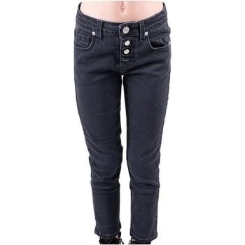 Abbigliamento Bambina Jeans slim Vicolo 3141D0469 Jeans Bambina NERO NERO
