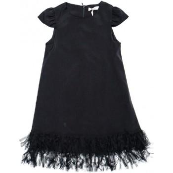 Abbigliamento Bambina Abiti corti Vicolo 3146V0036 Vestito Bambina Nero Nero