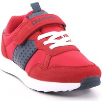Scarpe Unisex bambino Sneakers basse Champion 641 - S31367 Rosso