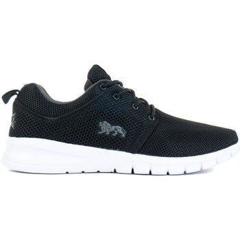 Scarpe Uomo Sneakers basse Lonsdale Sivas 2 Nero, Grigio