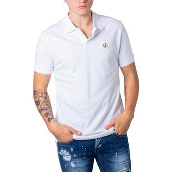 Abbigliamento Uomo Polo maniche corte Love Moschino M83048FE1786 Bianco