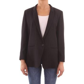 Abbigliamento Donna Giacche / Blazer Emme Marella ATRMPN-23048 Nero