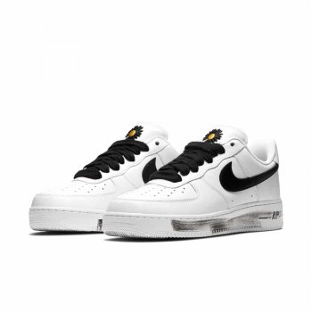 Scarpe Sneakers basse Nike Air Force 1 Low Parra-Noise White/Black-White