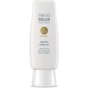 Bellezza Maschere &Balsamo Marlies Möller Keratin Cream Oil  100 ml