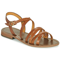 Scarpe Donna Sandali Dream in Green OBELLA Tan