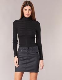 Abbigliamento Donna Maglioni Morgan MENTOS Nero