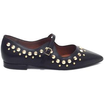 Scarpe Donna Ballerine Isabel Ferranti scarpe donna ballerina 272 pelle nera