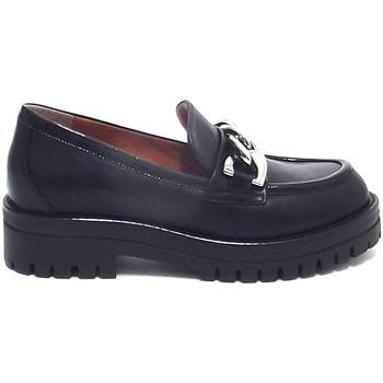 Scarpe Donna Mocassini Isabel Ferranti scarpe donna mocassino 280 pelle nera