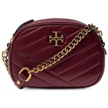Borse Donna Tracolle Tory Burch BORSA IN PELLE Red