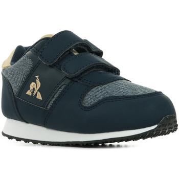 Scarpe Unisex bambino Sneakers basse Le Coq Sportif Jazy Classic Inf Blu