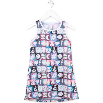 Abbigliamento Bambina Abiti corti Losan 714 7001AB Rosa