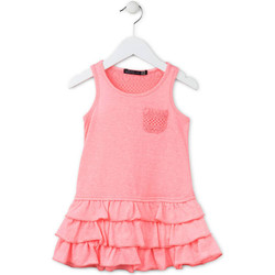 Abbigliamento Bambina Abiti corti Losan 716 7009AD Rosa