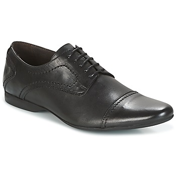 Scarpe Uomo Derby Carlington MOUNFER Nero