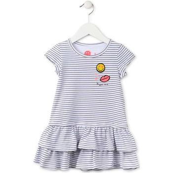 Abbigliamento Bambina Abiti corti Losan 716 7065AD Blu