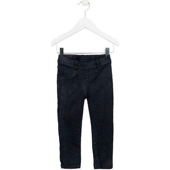 Abbigliamento Bambina Pantaloni 5 tasche Losan 726 9000AD Blu