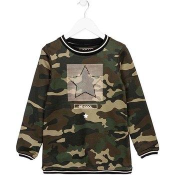Abbigliamento Bambina Abiti corti Losan 724 7012AB Verde