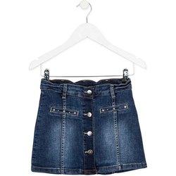 Abbigliamento Bambina Gonne Losan 724 7018AB Blu