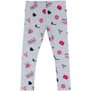 Abbigliamento Bambina Leggings Chicco 09025865000000 Grigio