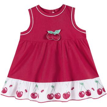 Abbigliamento Bambina Abiti corti Chicco 09003398000000 Rosso