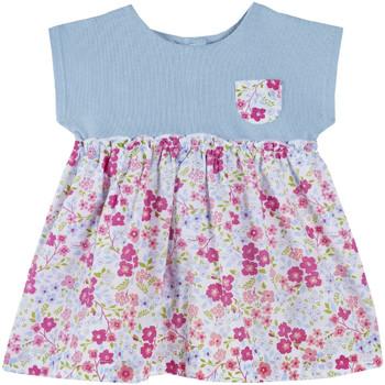 Abbigliamento Bambina Abiti corti Chicco 09003412000000 Blu