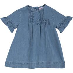 Abbigliamento Bambina Abiti corti Chicco 09003414000000 Blu