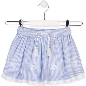 Abbigliamento Bambina Gonne Losan 016-7060AL Blu