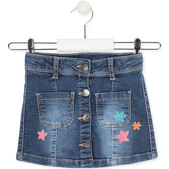 Abbigliamento Bambina Gonne Losan 016-7061AL Blu