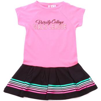 Abbigliamento Bambina Abiti corti Melby 70A5705 Rosa